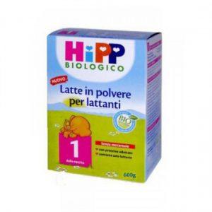 Hipp 1 Latte In Polvere Biologico 600g