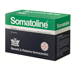 Somatoline Emulsione 30 bs 0,1+0,3%