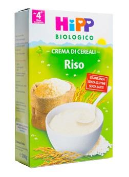 Hipp Bio Crema Cereali Riso