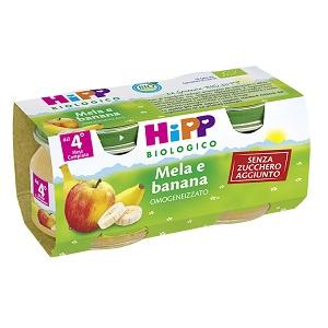 Hipp Bio Frut Grat Mela/banana