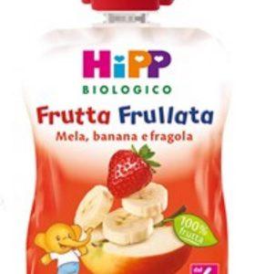 Hipp Bio Frutta Frull Me/ba/fr