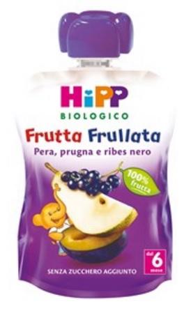 Hipp Bio Frutta Frull Prugn90g