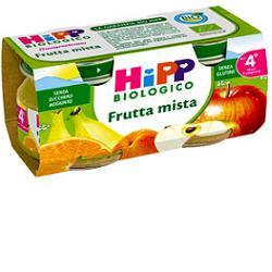 Hipp Bio Omog Frutta Mis 2x80g