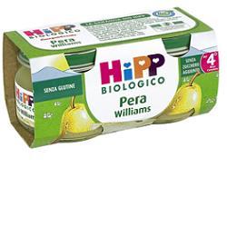 Hipp Bio Omog Pera Will 80g 2p