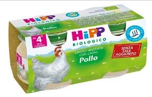 Hipp Bio Omog Pollo 806 2pz