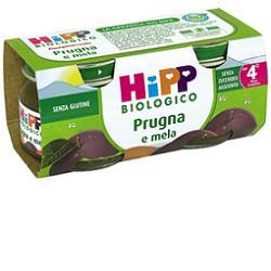 Hipp Bio Omog Prugna/mela 2x80