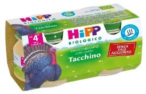 Hipp Bio Omog Tacchino 806 2pz