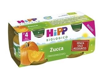 Hipp Bio Omog Zucca 2x806