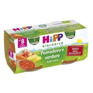 Hipp Bio Sugo Pomod/vero 2x806