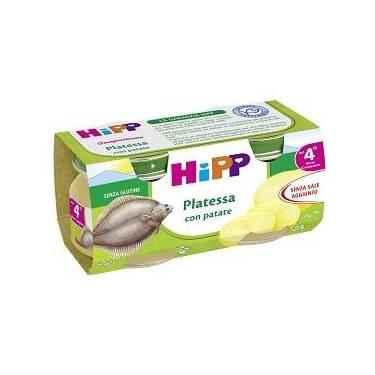 Hipp Omog Platessa 2x800