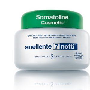 Somatoline Crema Snellente 7 Notti 400 Ml